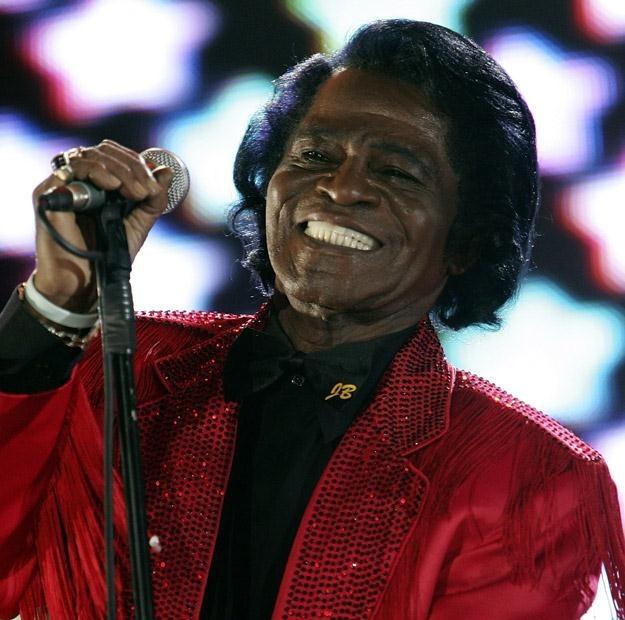 Legendarny James Brown zmarł w 2006 roku - fot. MJ Kim /Getty Images/Flash Press Media