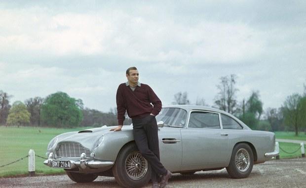 Legendarny samochód Jamesa Bonda trafił na aukcję