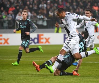 Legia - Ajax 0-0. Oceniamy piłkarzy po meczu