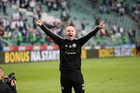 Legia. Aleksandar Vuković po zdobyciu mistrzostwa: To dopiero początek naszej drogi