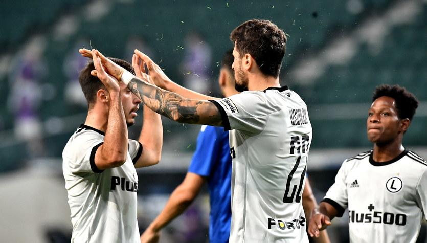 Legia – Drita Gnjilene 2-0 w 3. rundzie eliminacji Ligi Europy