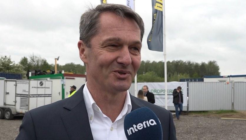 Legia. Jacek Zieliński dla Interii: Trudno się uchronić przed takimi oczekiwaniami