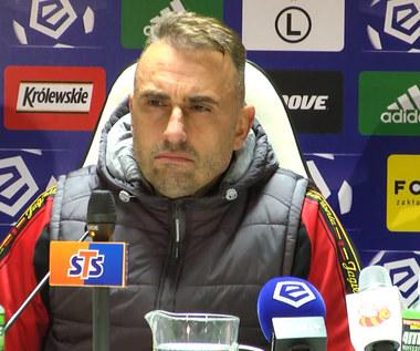 Legia - Jagiellonia 4-0. Iwajło Petew po meczu. Wideo