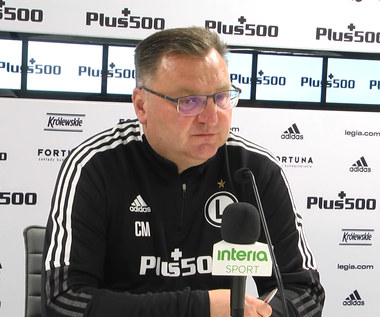 Legia-Lech. Czesław Michniewicz: Emreli jest zdrowy, może grać. Wideo