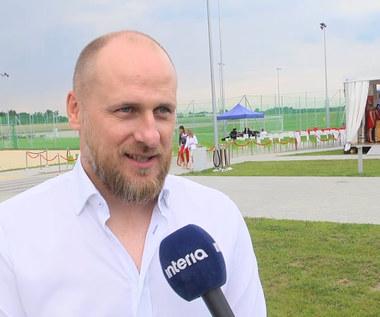 Legia. Piotr Włodarczyk dla Interii: Trzeba dalej cierpliwie pracować. Wideo