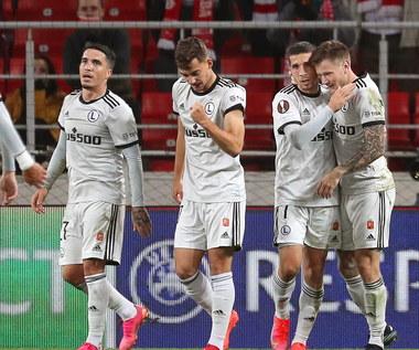 Legia pokonuje Spartak w doliczonym czasie gry. Tak jak w 2011 roku