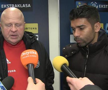 Legia - Śląsk 4-1. Eduardo po meczu. Wideo