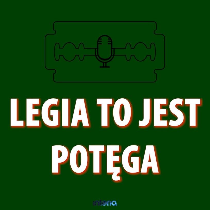 Legia to jest potęga /INTERIA.TV