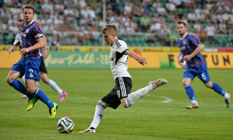 Legia u siebie zaledwie zremisowała z Irlandczykami /Bartłomiej Zborowski /PAP