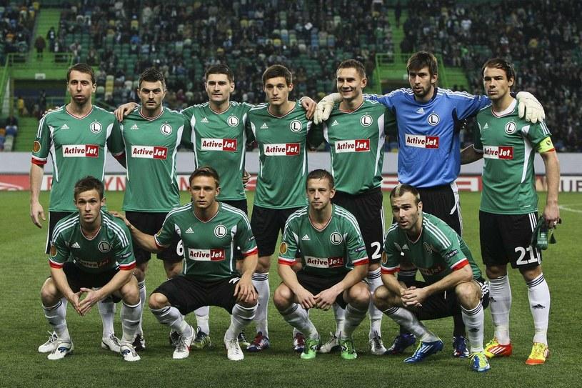 Legia w 2011 roku wypracowała największy dochód spośród polskich klubów. /AFP