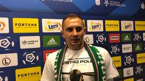 Legia Warszawa. Artur Jędrzejczyk: Od razu narzuciliśmy swój styl gry. Wideo