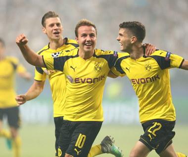 Legia Warszawa - Borussia Dortmund 0-6 w Lidze Mistrzów