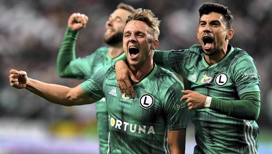 Legia Warszawa chce wrócić do pasma zwycięstw w Ekstraklasie. /Piotr Nowak /PAP