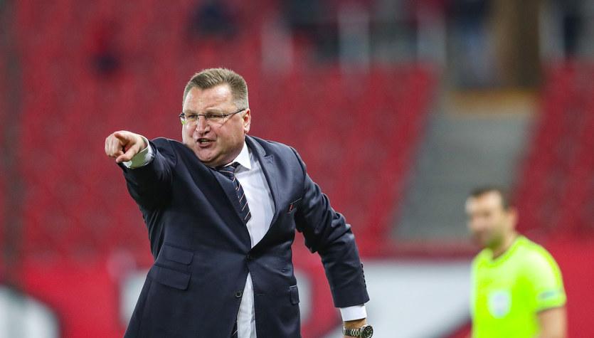 Legia Warszawa. Czesław Michniewicz może zastąpić Aleksandara Vukovicia