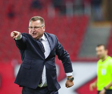 Legia Warszawa. Czesław Michniewicz nowym trenerem