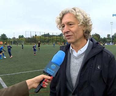 Legia Warszawa. Dariusz Mioduski: Barca Academy Warszawa to wielka rzecz dla stolicy (POLSAT SPORT). Wideo