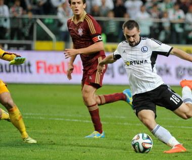 Legia Warszawa - FK Aktobe 2-0. Mistrzowie Polski w fazie grupowej LE