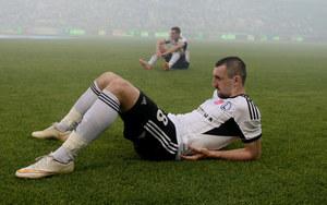 Legia Warszawa - Górnik Zabrze 2-0 w 37. kolejce Ekstraklasy