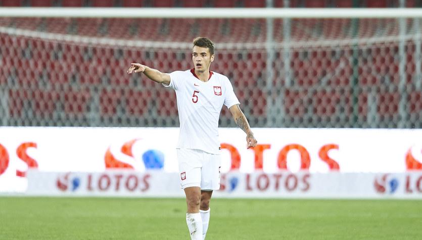 Legia Warszawa. Jakub Kiwior na celowniku Michniewicza