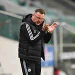 Legia Warszawa - Karabach Agdam 0-3. Michniewicz: Zakładałem, że uda się awansować