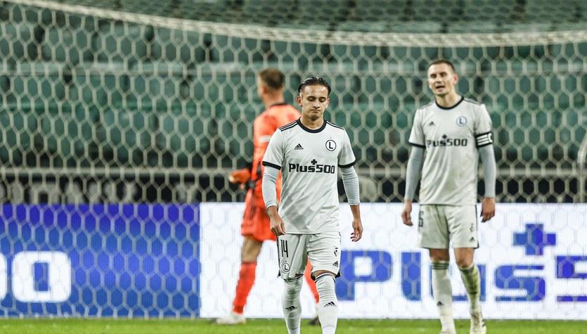 Legia Warszawa - Karabach Agdam 0-3 w 4. rundzie el. Ligi Europy
