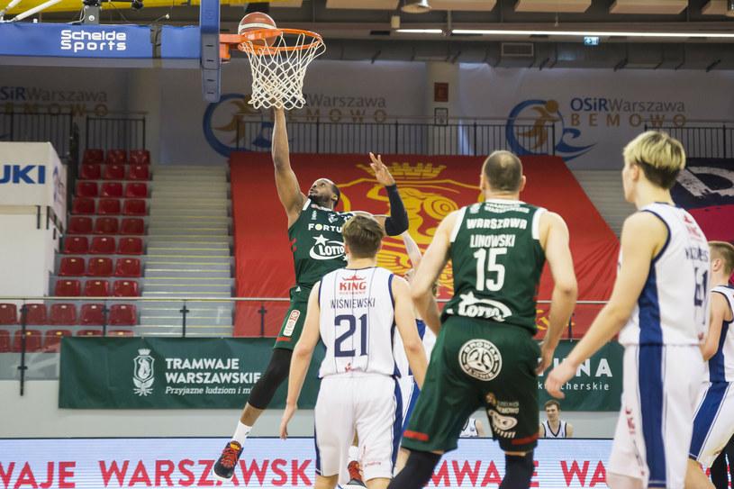 Legia Warszawa - King Szczecin /Szymon Starnawski/Polska Press/East News /East News