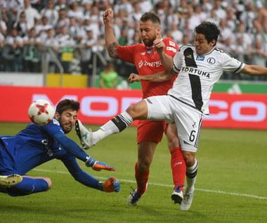 Legia Warszawa - Lechia Gdańsk 0-0 w 37. kolejce Ekstraklasy. Legioniści obronili tytuł!