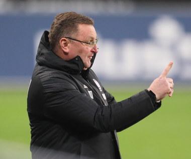 Legia Warszawa – Lechia Gdańsk 2-0. Czesław Michniewicz: Kapustka ma dziurę w okolicach piszczela