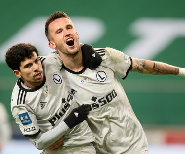 Legia Warsaw - Lechia Gdansk 2-0 in the 12th round of PKO BP Extraclass