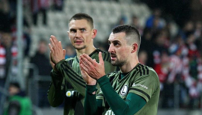 Legia Warszawa. Michał Kucharczyk przesunięty do rezerw