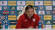 Legia Warszawa - Piast Gliwice 2-0. Fornalik: Szkoda, że nie respektuje się przepisów. Wideo