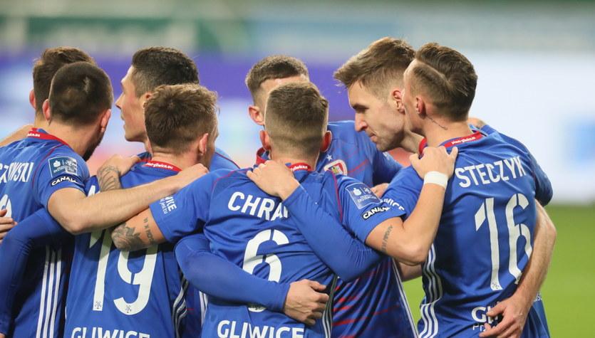 Legia Warszawa - Piast Gliwice 2-2 w meczu 11. kolejki Ekstraklasy