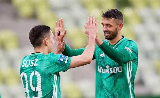 Legia Warszawa piłkarskim mistrzem Polski