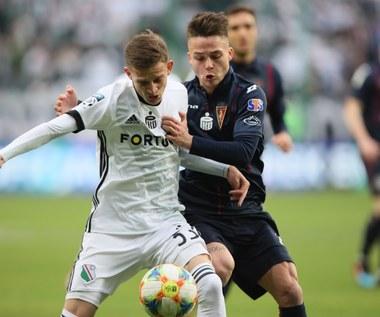 Legia Warszawa - Pogoń Szczecin 3-1 w 30. kolejce Ekstraklasy