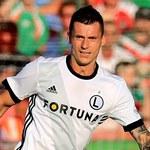 Legia Warszawa pożegnała się z Krzysztofem Mączyńskim