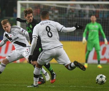 Legia Warszawa - Sporting 1-0 w Lidze Mistrzów. Awans mistrza Polski do 1/16 Ligi Europejskiej