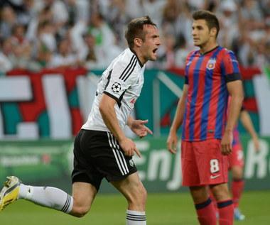 Legia Warszawa - Steaua Bukareszt 2-2