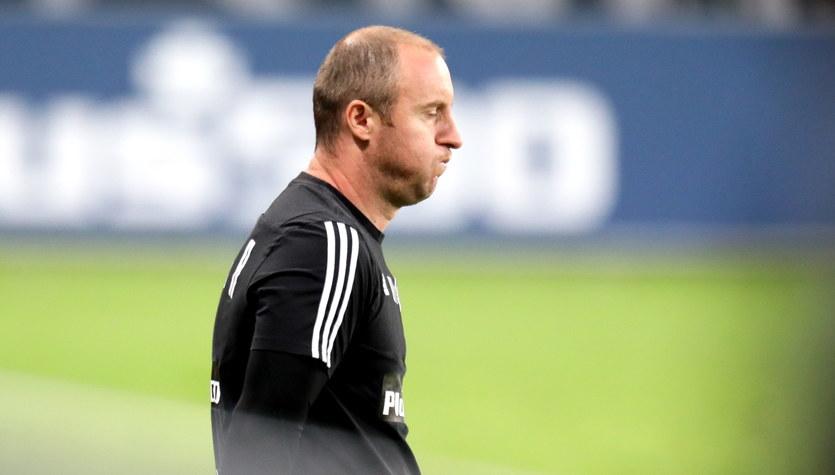 Legia Warszawa. Trener Aleksandar Vuković z jedną z najgorszych zdobyczy punktowych