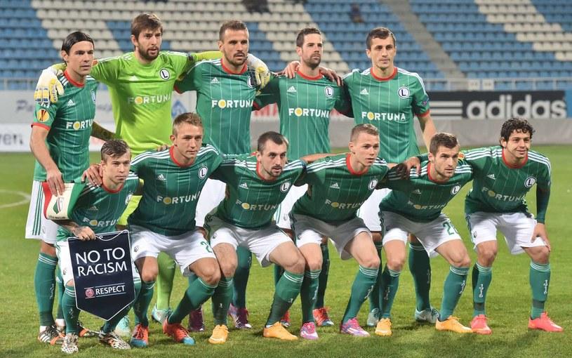 Legia Warszawa /AFP