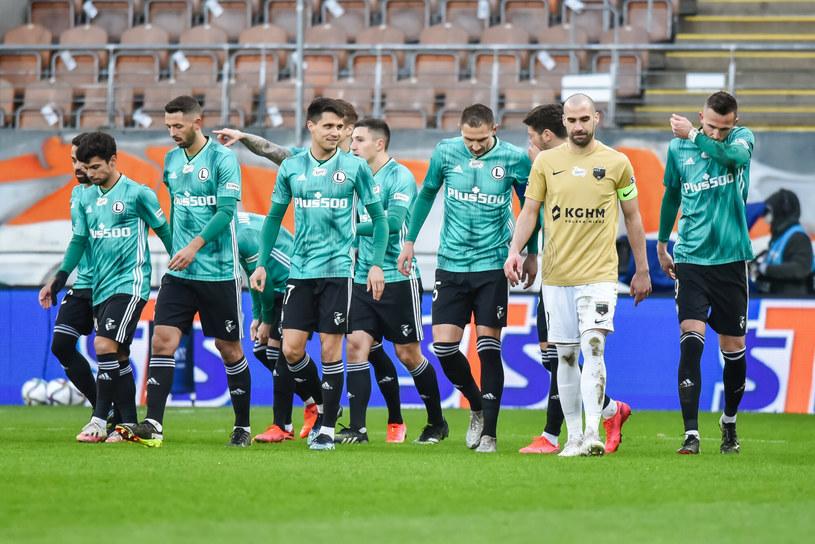 Legia Warszawa /Fot. Piotr Dziurman/REPORTER /East News