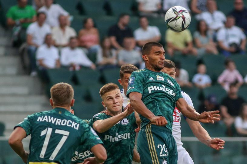 Legia Warszawa /Marcin Szymczyk /Newspix