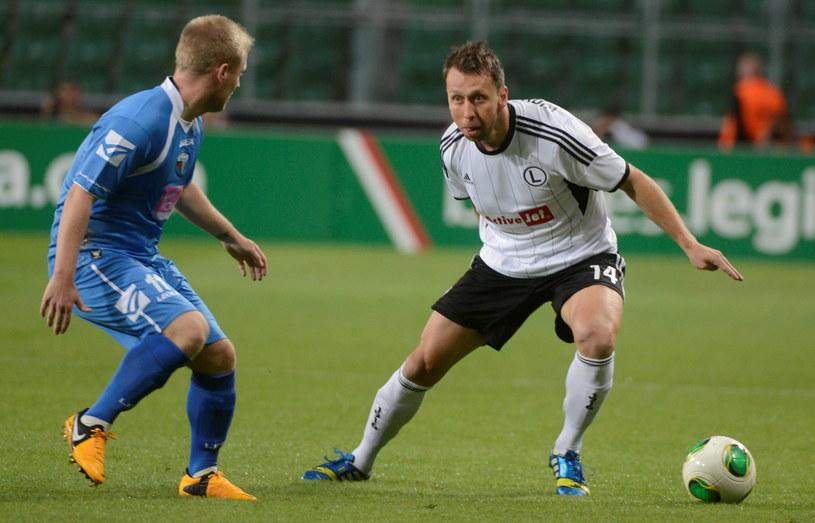 Legia wyeliminowała The New Saints /Bartłomiej Zborowski /PAP