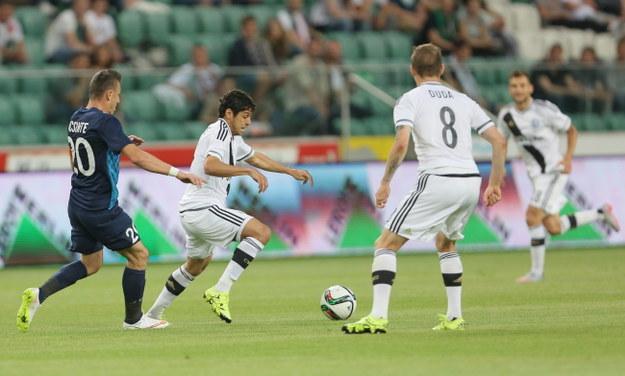 Legia wygrała z FC Botosani 1:0 /Leszek Szymański /PAP