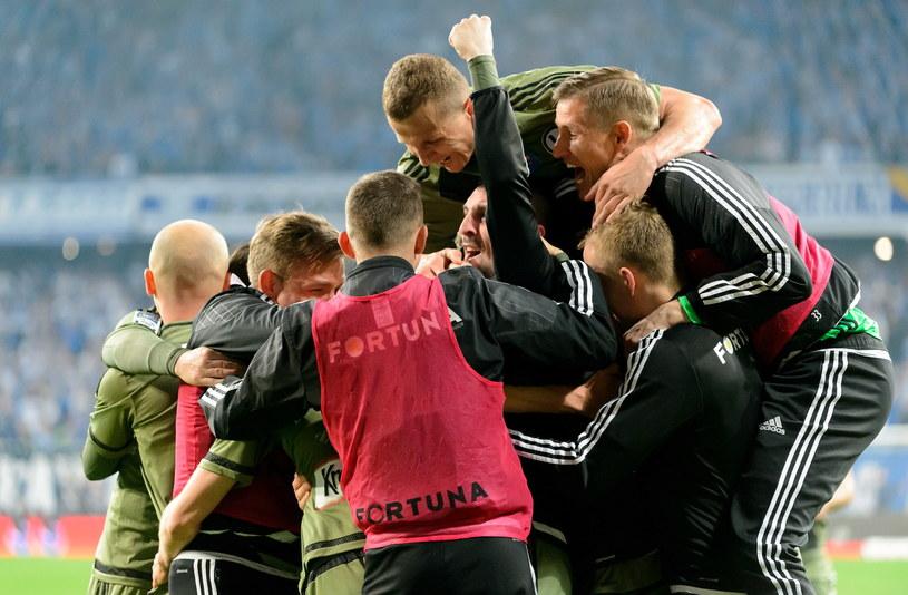 Legia wygrała z Lechem 2-1 w hicie 28. kolejki Ekstraklasy /Fot. Jakub Kaczmarczyk /PAP
