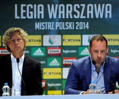 """Legia wystosowała list otwarty: """"Niech wygra futbol!"""""""