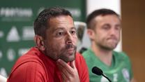 Legia - Zagłębie Lubin. Dean Klafurić przed meczem. Wideo