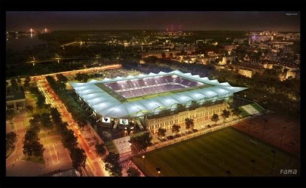 Legia zamiast rozpocząć sezon Ekstraklasy na nowym stadionie podejmie Arsenal Londyn /Legia.com