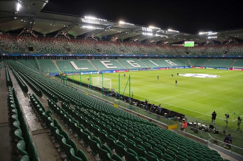 Legia zmierzy się w czwartek z Sheriffem Tyraspol na własnym stadionie w ramach el. Ligi Europejskiej /AFP