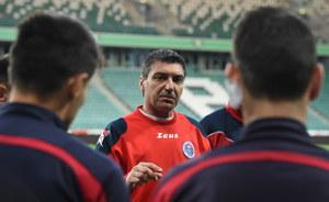Legia - Zrinjski. Vinko Marinović: Legia pokazała swoją siłę