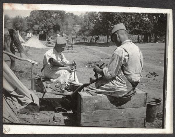 Legionowi szewcy, Rarańcza (1915)